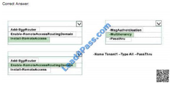 lead4pass 70-743 exam question q11-1