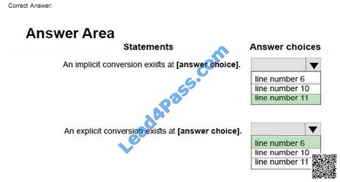 lead4pass 70-761 exam question q13-3