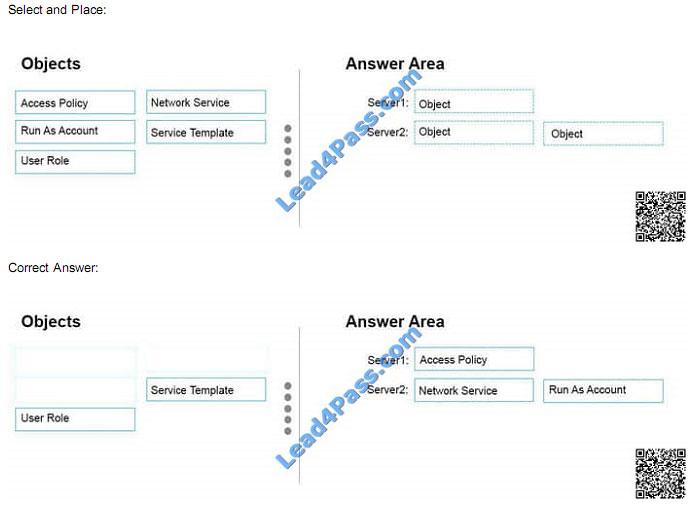 lead4pass 70-743 exam question q19
