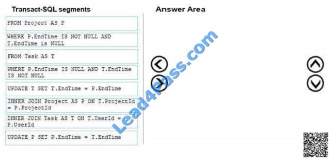 lead4pass 70-761 exam question q26-1