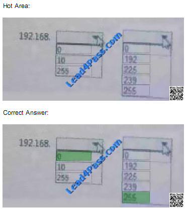 lead4pass 70-743 exam question q36-1