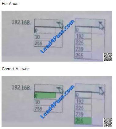 lead4pass 70-743 exam question q36-1