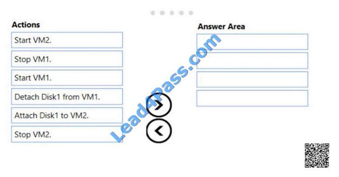 lead4pass az-102 exam question q12