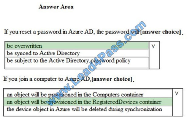 lead4pass ms-500 exam question q8-2