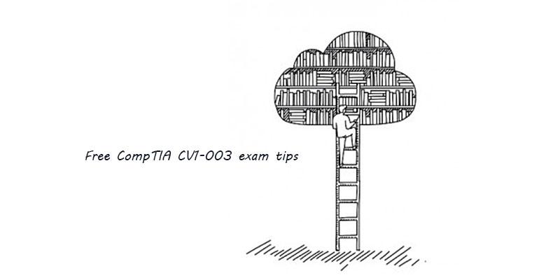 free CompTIA CV1-003 exam tips